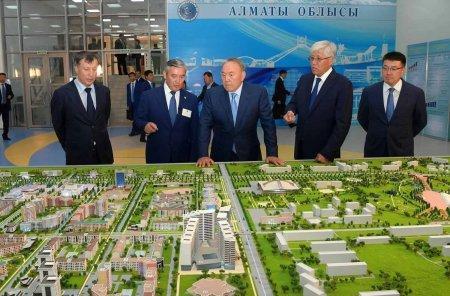 Новый город Нуркент появится в Казахстане