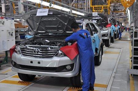 Каждый третий покупатель нового авто берет модель казахстанской сборки