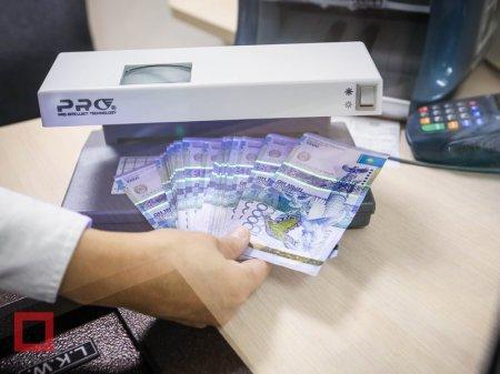 Среднемесячная заработная плата выросла в Казахстане