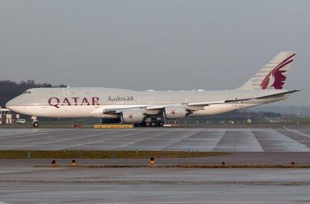 В Казахстан на охоту прилетел эмир Катара