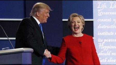 Трамп предложил посадить Хиллари Клинтон в тюрьму