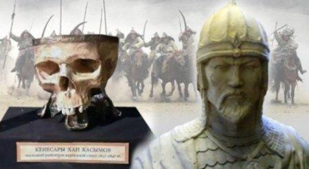 В Астану привезли череп Кейки батыра