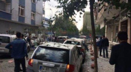 Возле аэропорта Стамбула прогремел взрыв, 5 человек ранены