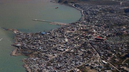 "Число жертв урагана ""Мэтью"" на Гаити достигло 877 человек"