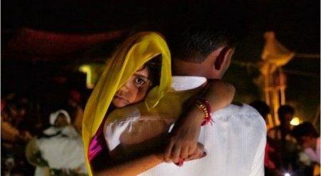 Каждые 7 секунд в мире выходит замуж девочка младше 15 лет
