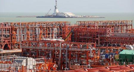 Бозумбаев рассказал о ходе добыче нефти на Кашагане
