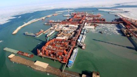 Первая партия нефти с Кашагана отправлена на экспорт