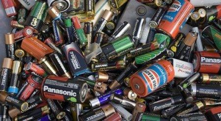 В Казахстане будут платить за утилизацию старых батареек и ртутных ламп