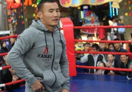 Для меня большая честь, что в меня верят и поддерживают в Казахстане - Канат Ислам