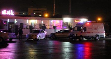 На пешеходном переходе в центре Актау сбили девушку
