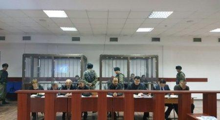 Кулекбаев в суде содержится в отдельной клетке