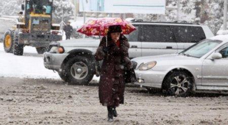Какой будет зима в Казахстане