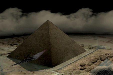 В пирамиде Хеопса обнаружены тайные комнаты