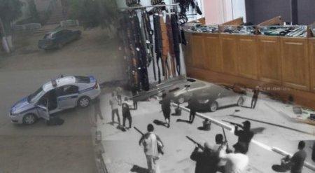 В Актобе начался громкий процесс по делу о теракте 5 июня