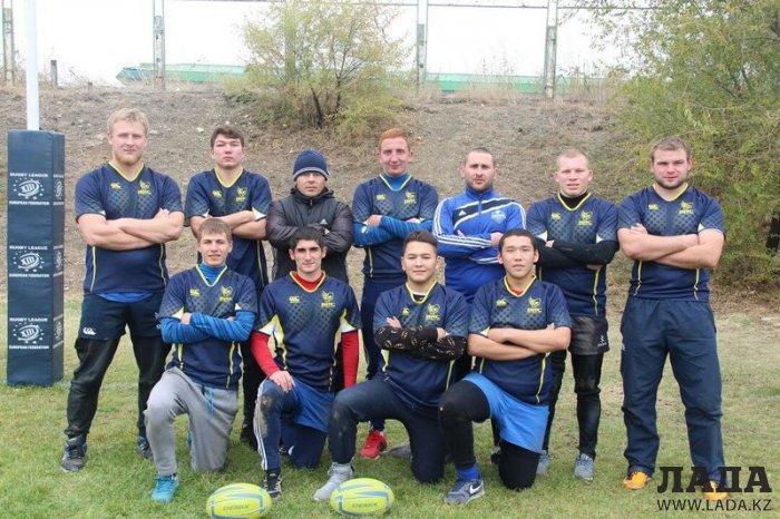 Спортсмены из Актау стали бронзовыми призерами шестого тура чемпионата Казахстана по регби