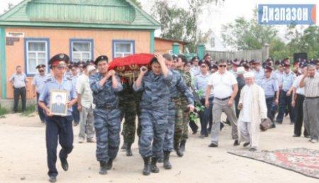 Вдовы погибших полицейских подали в суд на ДВД