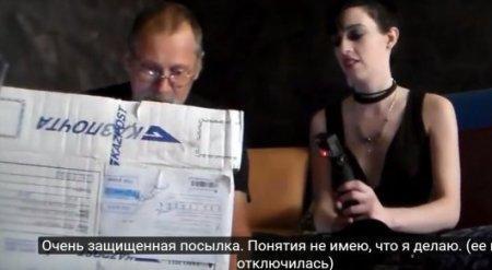 Американец на видео распаковал целую коробку казахстанских шоколадок