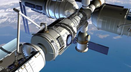 Находящиеся в космосе китайские астронавты надеются на встречу с инопланетянами