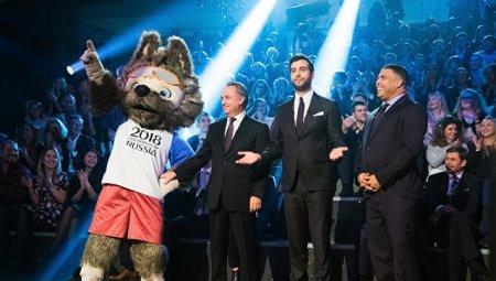 Волк Забивака стал талисманом чемпионата мира по футболу 2018 года