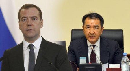 Сагинтаев и Медведев проведут встречу в Москве