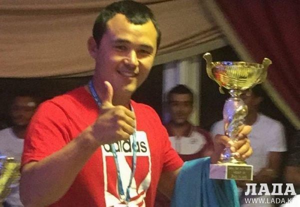 Яхтсмены из Актау завоевали пять медалей на международной регате в Дохе