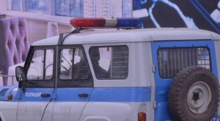 В Алматы совершено нападение на охранника банка