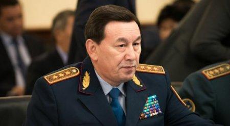 Глава МВД назвал нападение в Алматы разбоем