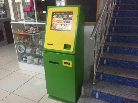В одном из торговых центров Актау установили запрещенные законом игровые автоматы