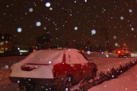 Прикаспийские страны накрыл первый снег