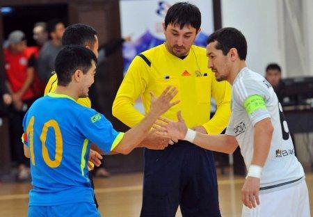 Уроки казахстанского футзала