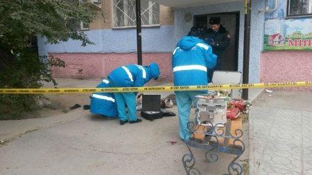 В 8 микрорайоне Актау обнаружен мужчина без сознания