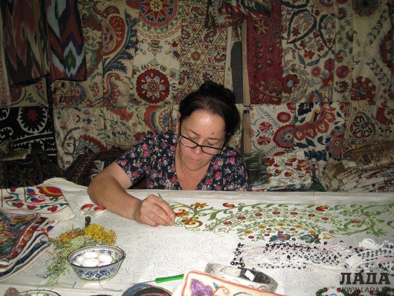 Узбекский сувенир. Фотоистория