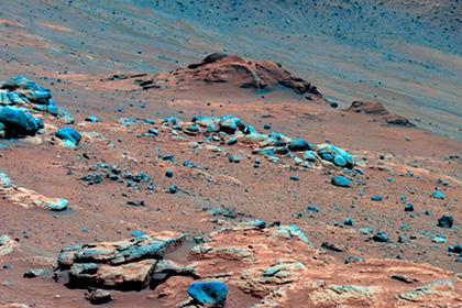 На Марсе обнаружили возможные следы существования жизни