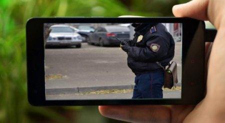 Как правильно снимать полицейских на камеру