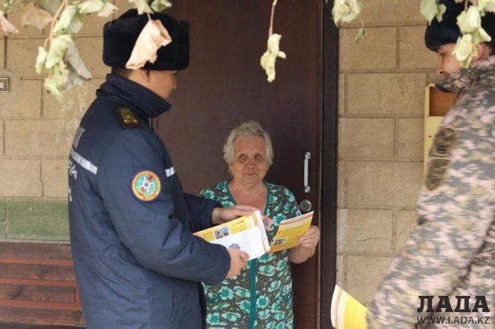ГульнараХоджабекова: С начала года от отравления угарным газом в Мангистау скончались три человека