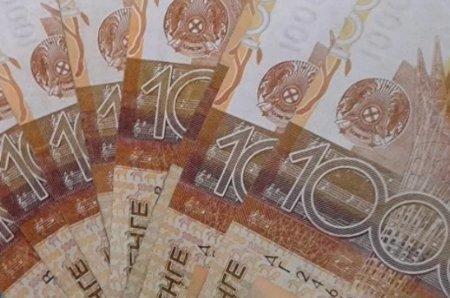 Фальшивые купюры в 1000 тенге появились в Казахстане