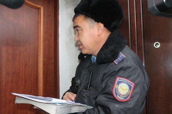 В Актау за один день акции «Новый год без долгов» с неплательщиков штрафов взыскали 330 тысяч тенге