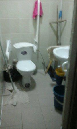 Туалеты в больнице для избранных