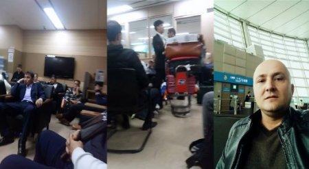 Казахстанцев держат в подвале аэропорта в Южной Корее