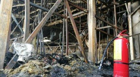 """При пожаре в здании у """"Алматы Тауэрс"""" погибли студенты - ДВД"""
