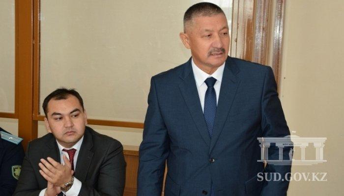 Председателем Актауского городского суда назначен Малик Кенжалиев