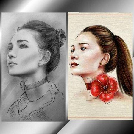 Казахстанская художница подала заявку в Книгу рекордов Гиннесса