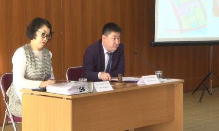 Уркен Бисакаев: Выручка с аукциона по продаже земли под коммерцию составила более 187 миллионов тенге