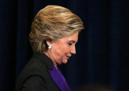 Клинтон обвинила в своем поражении на выборах главу ФБР