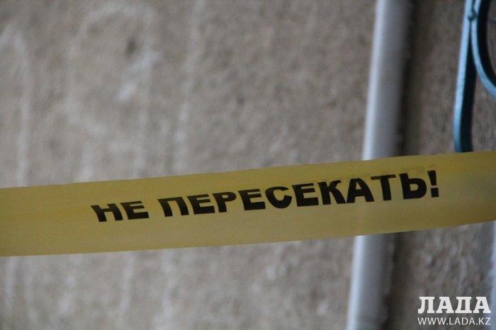 Пресс-служба ДВД Мангистау: Мужчина угрожал охраннику детского сада №29 металлическим микрофоном