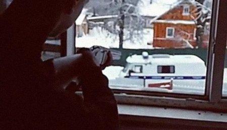Под Псковом подростки открыли огонь по полицейским