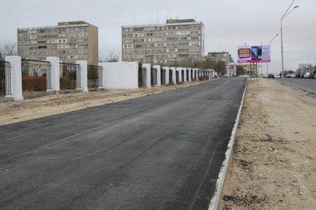 Берик Изгалиев: На укладку тротуара вокруг Ботанического сада выделили 53 миллиона тенге