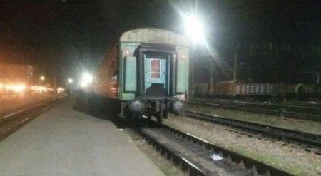 ЧП на вокзале Шымкента: Силовики обыскали пассажирский поезд