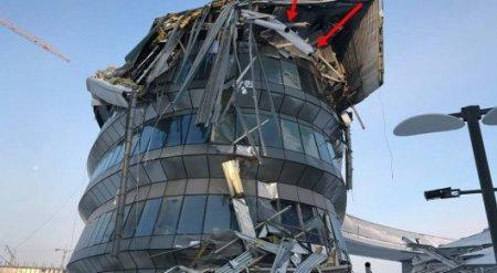 Глава BI Group назвал причины обрушения конструкции на территории EXPO