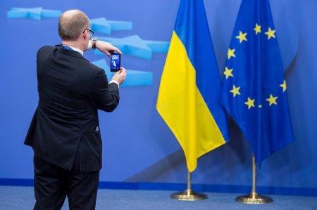 Евросоюз предварительно одобрил введение безвизового режима с Украиной